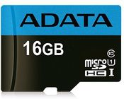 A-DATA ADATA 16GB Micro SDHC 85/10MB/s UHS-I RETAIL