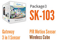 AIRLIVE IoT Smartlife Package C (SK-103)