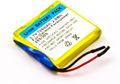 MICROBATTERY 2.6Wh GPS Battery OB-2017