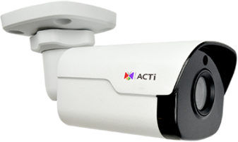 ACTi 4MP Mini Bullet with D/N (Z31)