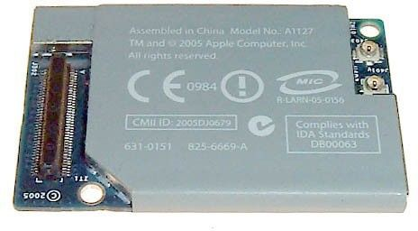 APPLE AirPort Extreme and Bluetooth (631-0151)