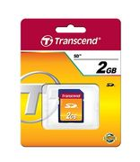 Transcend 2GB Secure Digital MLC
