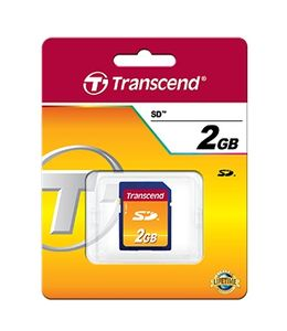 TRANSCEND 2GB Secure Digital MLC (TS2GSDC)