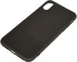 SANDBERG Cover iPhone X/XS soft Black
