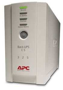 APC BACK-UPS CS 325VA 230V WITHOUT SOFTWARE NS (BK325I)