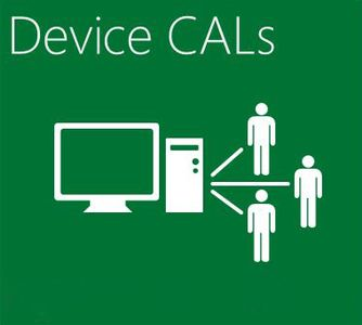 MICROSOFT Windows Server CAL Eng Lic/SA Pack OLP NL Device CAL (R18-00144)