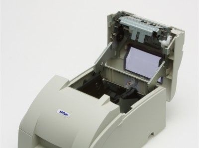 EPSON TM-U220PD BLACK LABEL PRINTER WITH PARALELO                    SP LABE (C31C518052LG)