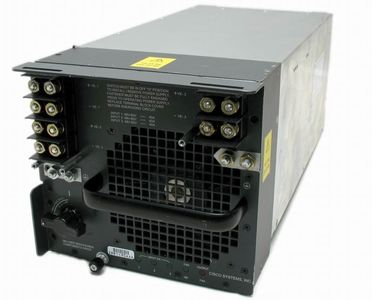 CISCO 4000W DC Pwr Supply for CISCO7609/ 13 and Cat 6509/13 (PWR-4000-DC= $DEL)