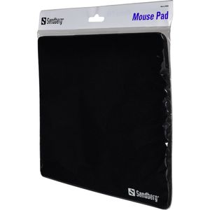 SANDBERG Mousepad Black (520-05)