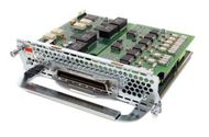 CISCO HIGH DENSITY VOICE/FAX EXTENSION MODULE 8 FXS/DID          (EVM-HD-8FXS/DID=    )