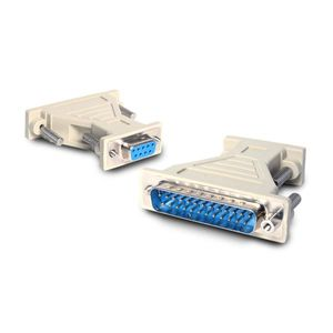 STARTECH DB9 to DB25 Serial Cable Adapter - F/M (AT925FM)