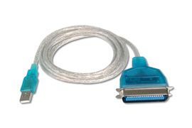 DIGITUS USB -> Parallel adapter  1.8m* (DC USB-PM1)