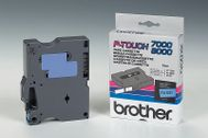 BROTHER Tape/ black-blue 12mm f 7000-8000-2500 (TX531)