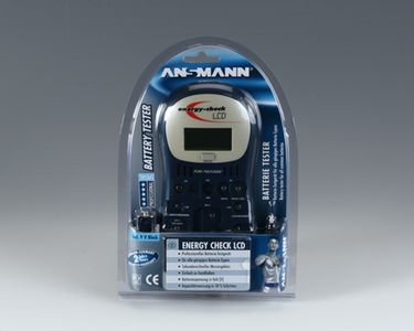 ANSMANN Energy Check  4000392 (4000392)