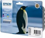 EPSON Ink Cart/ Multipack f RX700 (C13T55974010)