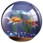 FELLOWES Brite mousepad with fish bowl