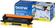 BROTHER High Yield Yellow Toner (TN-135Y)