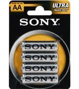 SONY Brunsten (R6) 1,5V Ultra 4-pack blister