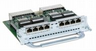 CISCO 8 PORT CHANNELIZED T1/E1 AND PRI NETWORK MODULE               EN CPNT (NM-8CE1T1-PRI=)