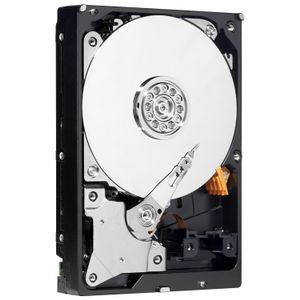 WESTERN DIGITAL WD AV-GP WD10EURX 1TB SATA 6Gb/s 64MB Cache Power-saving internal 8,9cm 3,5Zoll AV HDD IntelliPower 24x7 Bulk (WD10EURX)
