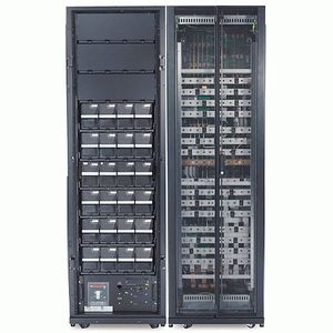 APC Symmetra PX 64kW Scalable to 160kW with Integrated Modular Distribution - UPS - AC 400 V - 64 kW - 64000 VA - 1 Utgangskobling(er) - 42U (SY64K160H-PD)