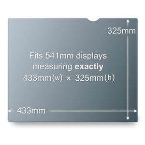 3M PF21.3 21.3IN LCD PRIVACY FILTER (PF21.3)