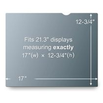 "3M Privacy filter t/ notebook & TFT 21"""" (PF21.3)"
