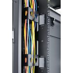 APC CABLE CONTAINMENT BRACKETS WITH PDU MOUN (AR7710)