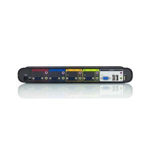 BELKIN Switch/4 Port USB I/O All USB KVM SOHO (F1DS104LEA)