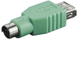 MICROCONNECT Adapter USB A - PS/2 F-M