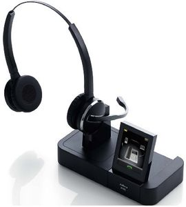 JABRA PRO 9465 DUO HEADSET F/ PHONE HANDY + PC              IN ACCS (9465-29-804-101)