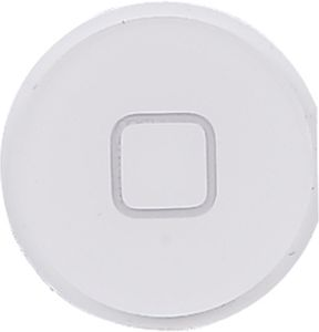MicroSpareparts iPad 2 white home button (MSPP2322)