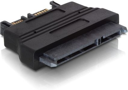 DELOCK SATA till Slim SATA adapter, ho-ha (61694)