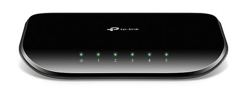 TP-LINK NETWORK TL-SG1005D 5PORT GIGABIT SWITCH 10 100 1000M RJ45 PORTS RETAIL (TL-SG1005D)