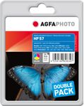 AGFAPHOTO Ink Color 2-Pack (APHP57CDUO)