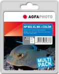AGFAPHOTO Ink Black + Color (APHP901SET)