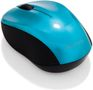 VERBATIM GO NANO Wireless Mouse. Caribbean Blue