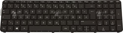 HP Keyboard (GERMAN) (701684-041)