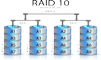ERNITEC RAID 10 settings