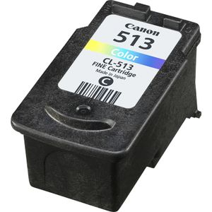 CANON CL-513 ink cartridge colour standard capacity 13ml 349 pages 1-pack (2971B001)