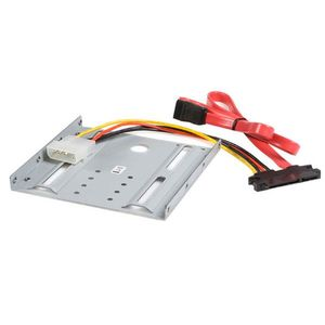 STARTECH 2.5in SATA Hard Drive to 3.5in Drive Bay Mounting Kit	 (BRACKET25SAT)