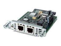 CISCO Two-Port Voice Interface Card- FXS and DID Retail (VIC3-2FXS/DID)