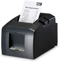 STAR MICRONICS TSP654IIWEB-24 GRAY NO PW SPLY HIGH-SPEC AUTOCUT WEBPRNT INTRF  IN PRNT (99256100)