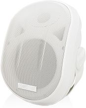 ECLER eCURVE104 White Wall speaker (CECURVE104WH)