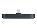 APPLE IPHONE LIGHTNING DOCK - BLACK  IN
