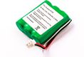MICROBATTERY 3 Cell Ni-MH 3.6V 1.0Ah 3.6wh