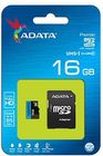 A-DATA ADATA 16GB Micro SDHC 85/10MB/s + adapter