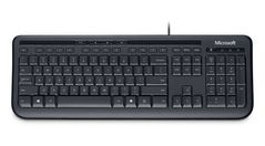 MICROSOFT MS Wired Keyboard 600 USB black (US)