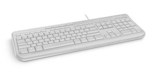 MICROSOFT WIRED KEYBOARD 600 HARDWARE 1 LICS EN (ANB-00032)