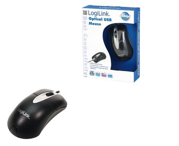 LOGILINK Scroll Optic. Ergo Mouse 800dpi,3 USB (ID0011)